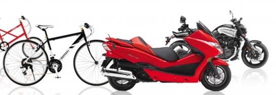 自転車・バイク・原付の回収